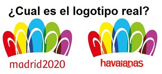 logotipo confuso
