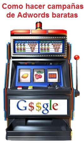campaña SEM de adwords con precio barato en google