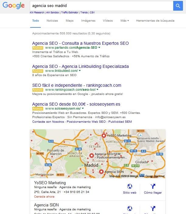 buscar la mejor agencia de marketing online de españa
