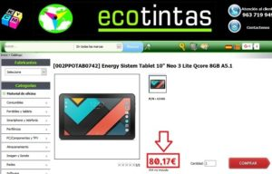 coste de adquisicion en tienda online