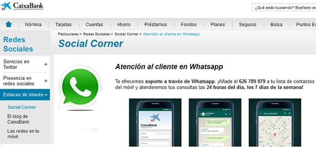 whatsapp como canal de atencion
