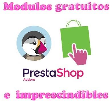 modulos para prestashop gratis utiles ecommerce