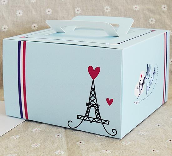 caja de carton automontable personalizada