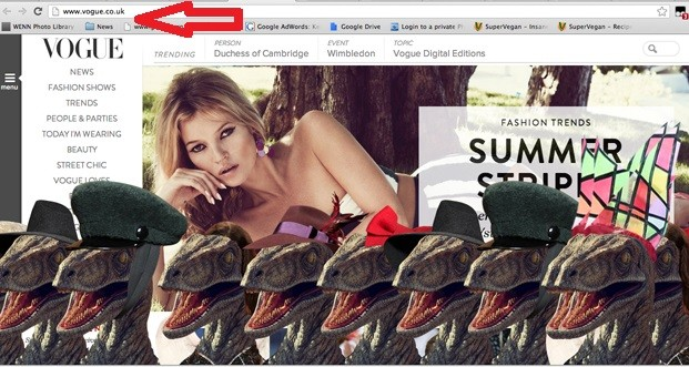 defacement web hackeada vogue
