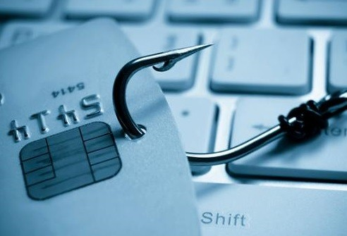 estafa por internet phishing