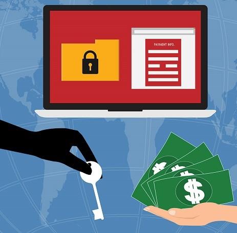 ransomware encriptador de archivos estafa online