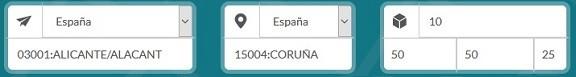 condiciones paquete enviado tourline express 19 horas