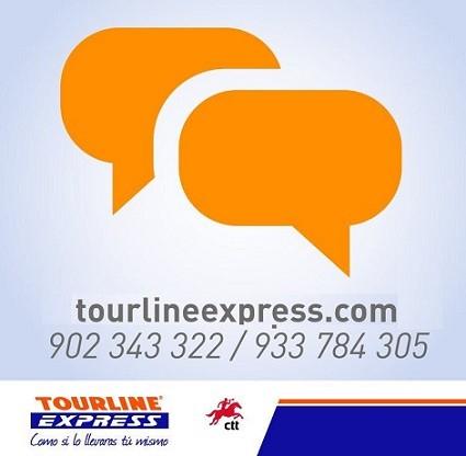 telefono tourline express
