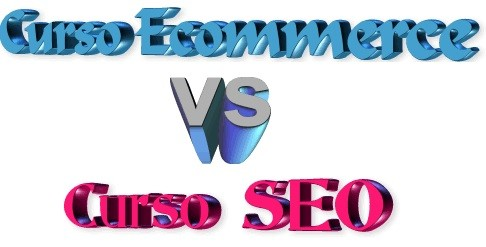 diferencias entre curso ecommerce o seo