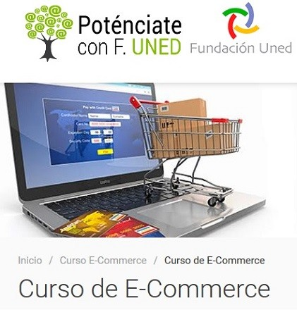 curso ecommerce Uned madrid