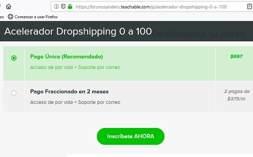 curso dropshipping shopify