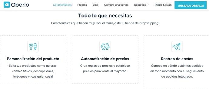 oberlo automatizacion dropshipping con shopify en aliexpress