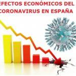Efectos económicos del Coronavirus para España ¡Échate a temblar con esta crisis!